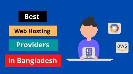 Best Web Hosting Providers in Bangladesh